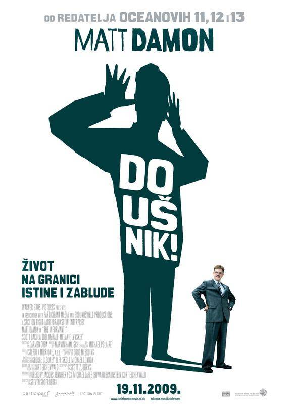 Dobrodo Cinestar Multiplekse Dou Nik The Informant